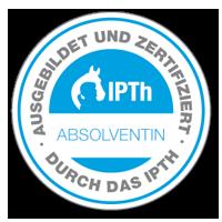 ausgebildet und zertifiziert durch das IPTH
